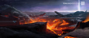 Childhoods End Concept Art 004 by alexson1