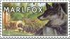 Redwall: Marlfox Stamp by RuluuPostage