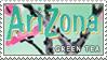 Arizona Green Tea Stamp by RuluuPostage