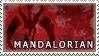 Star Wars: Mandalorian Stamp by RuluuPostage