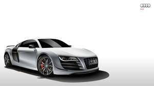 audi r8 gtr Full HD by kartine29