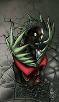 Zetsu Rises by Roymaru