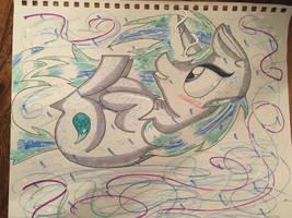 Charity Seashell RQ by ColorSoul-Drawz