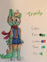 Updated Trinity Reference (Read Desc.) by ColorSoul-Drawz