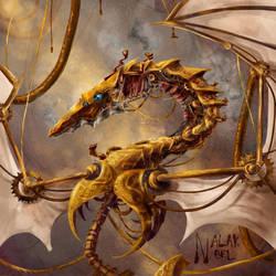 Philemon the Dragon by Nalak-Bel