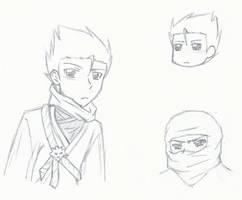 Ice Ninja by Firesonic152