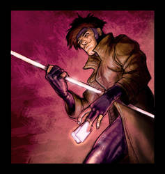 Gambit for BA by KJVallentin