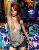 Pose in London Street by phdemons