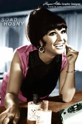 Soad Hosny by Hayoma
