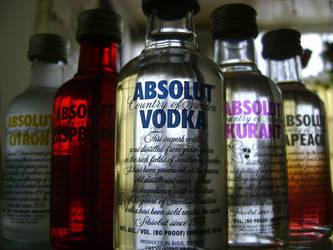 Vodka by zffe