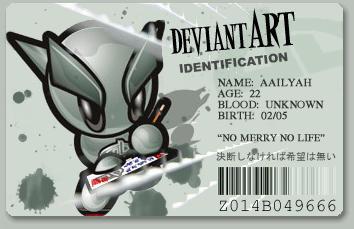 deviantID by ne0chan