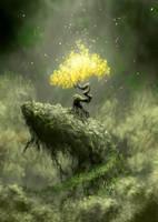 Fire Tree by Lloyd-Blindman