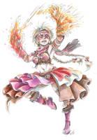 Burn ! by KuroKato