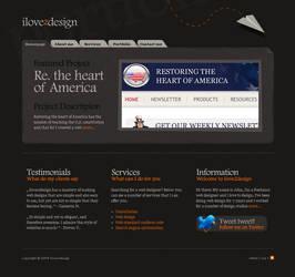 ilove2design website by ilove-2-design