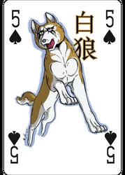 GNG Raffle card #5 by mooni