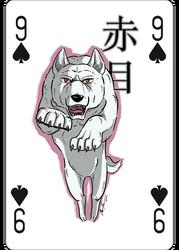 GNG Raffle card #9 by mooni