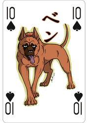 GNG Raffle card #10 by mooni