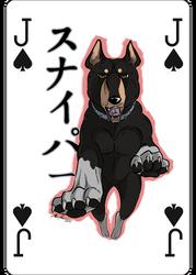 GNG Raffle card #11 by mooni