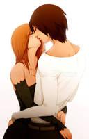 - Bright Kiss - by Doria-Plume