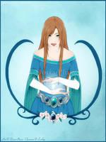 :SpeCOM: Lara by Doria-Plume