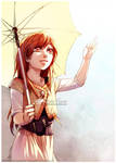 Sunny Spell by Doria-Plume