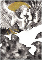 Astral Valentine by Doria-Plume