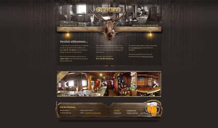 City Bar Mainburg by Carl06