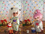 Tiny Xmas 2015! by musumedesu