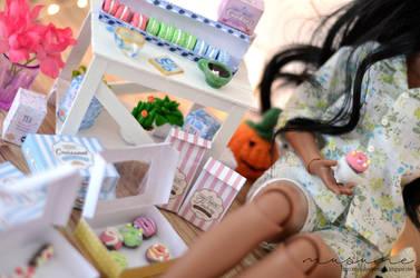 Halloween Candies ~ Story by musumedesu