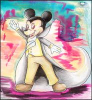 Count Mickey Dragul by CloudineTibaut