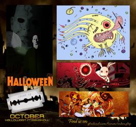 Freak FX Freak Show October by RavenousUchiha