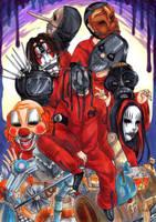 Slipknot!!! by Chlona