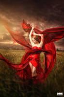 Red Queen by mastadeath