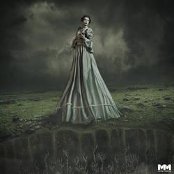 A Dark, Dark Tale by mastadeath