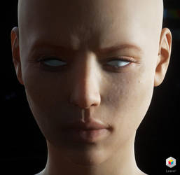 Learn Squared skin shader by maciejkuciara