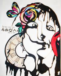 Self Portrait: Color by whaplesrose