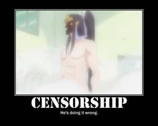 Censorship by Atsugai