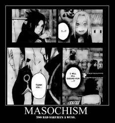 Masochism by Atsugai