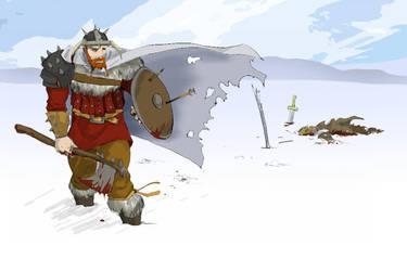 Ragnar Four Deaths by admiralducksauce