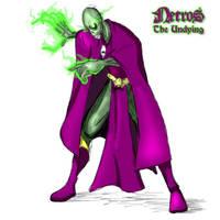 Necros the Undying by admiralducksauce