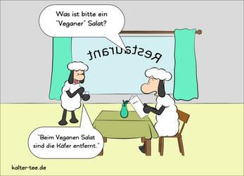 Salat by kaltertee