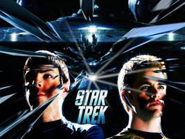 star trek: the future begins by R-Clifford