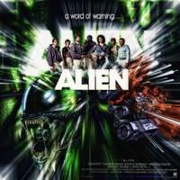 alien by R-Clifford