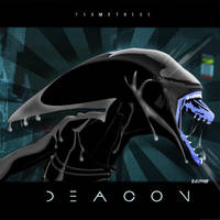 the deacon by R-Clifford