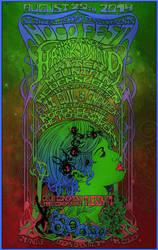 Hoco Fest Flyer by Soozan