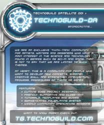 Technoguld Deviant ID by Technoguild