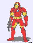 Iron Trooper Challenge by LateCustomer