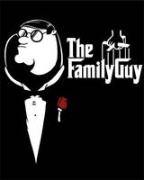 The Family Guy by spacemonkeydr