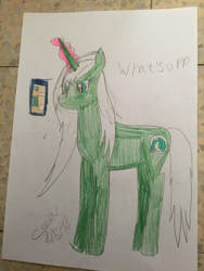 If apps was ponies- WatsApp by dimwit1234567