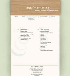 Nutrimarketing layout 3 by Valmont-Design